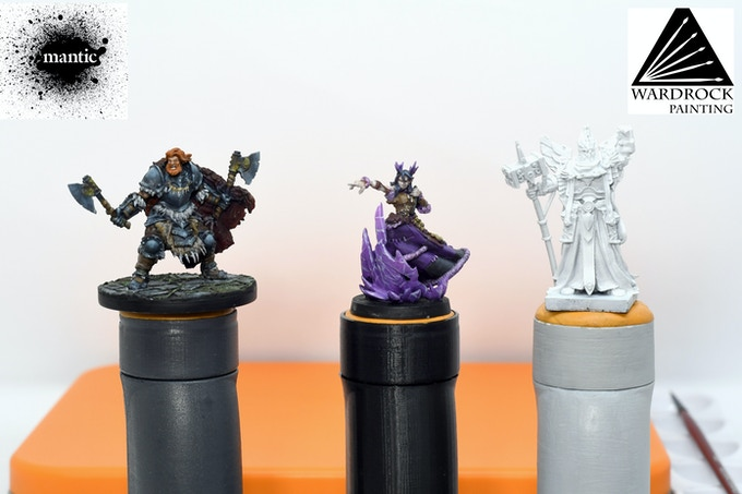 Mantic games: Kings of war miniatures