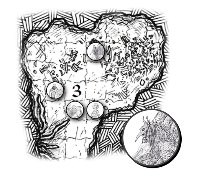 Every backer gets a free digital set of tokens and maps