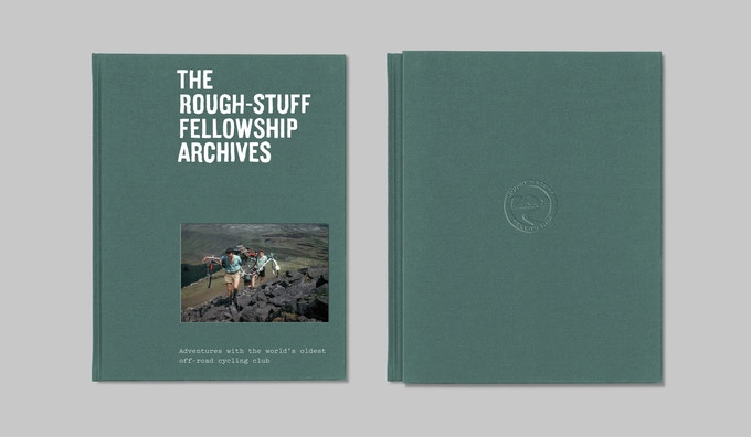 Mock-up of the cloth-bound special edition and slipcase