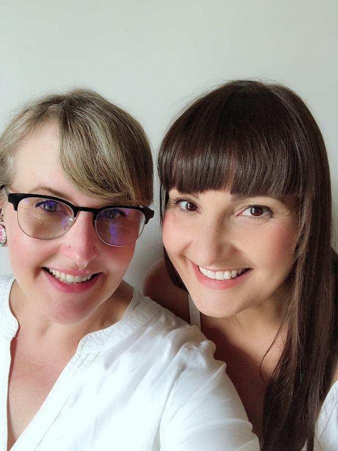 Karyn and Rachel: Mahadevi