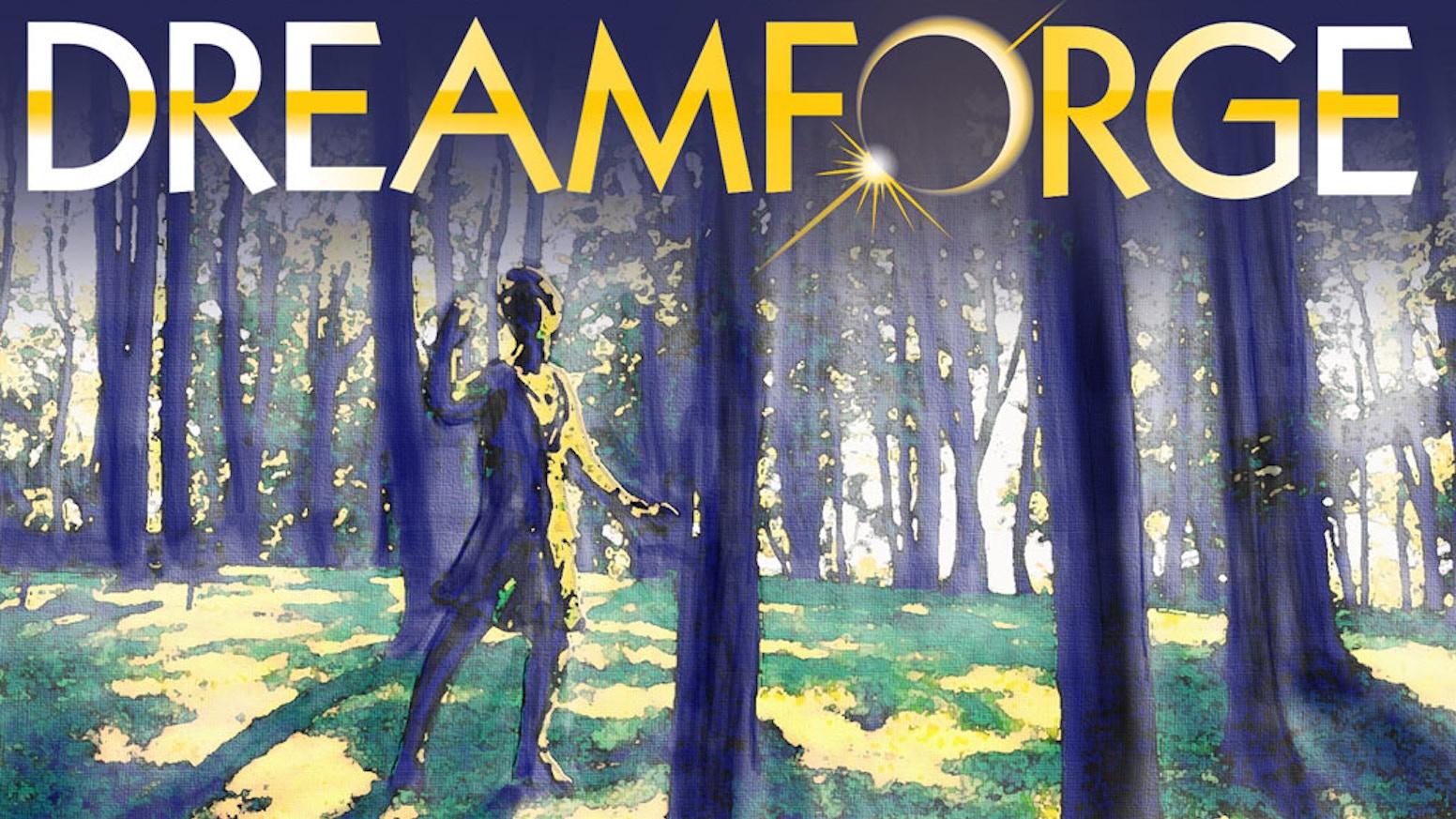 Help Launch DreamForge Magazine by Scot M Noel » DreamForge