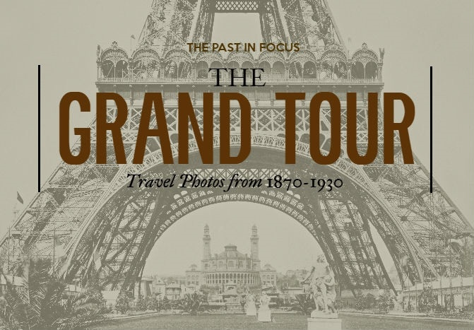 A New Kickstarter Campaign! This time we're restoring 200 vintage travel images from 1870-1930.