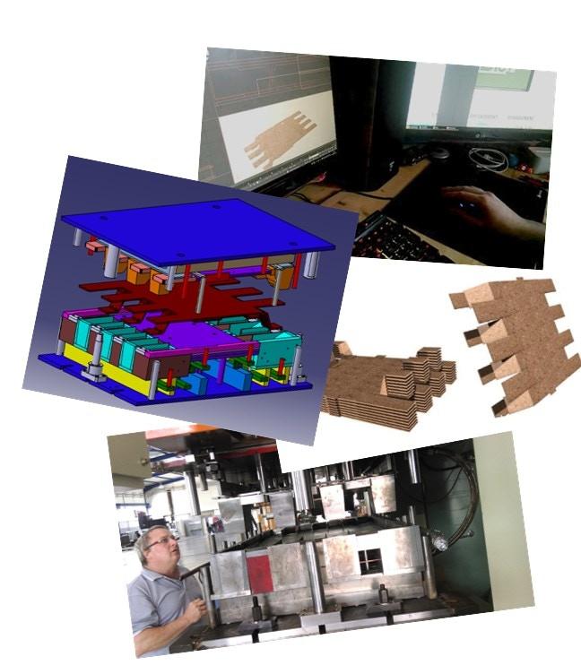 Conception et industrialisation du panneau et des moules mBio7