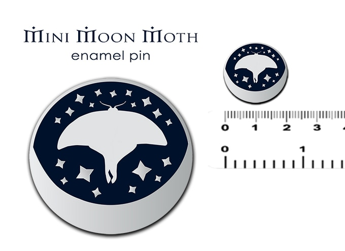Pins are 20 mm in diameter.