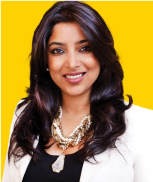 Ayesha Mathews Wadhwa, Design Director, Carbon Black