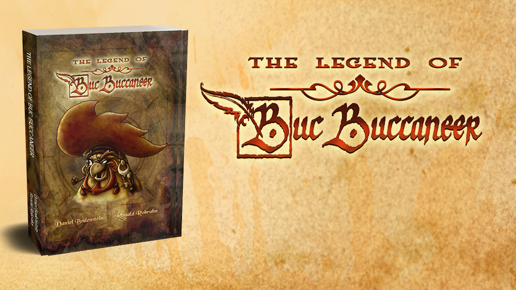 The Legend of Buc Buccaneer project video thumbnail