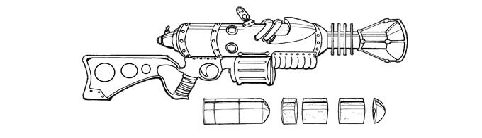 EM Pulse Rifle by Cory Shonuff Gelnett