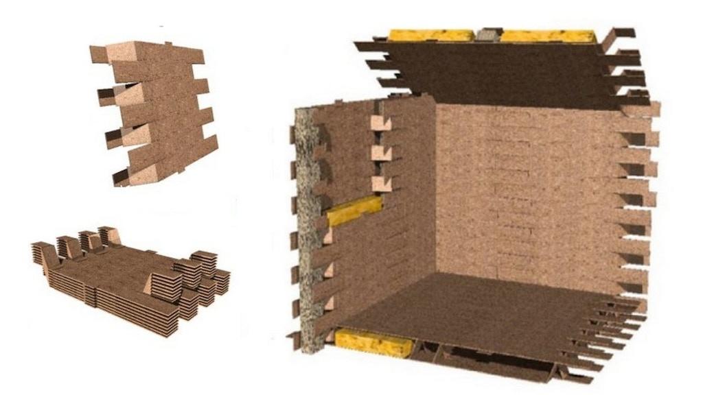 MBio7 , l'éco-matériau pour la construction du futur
