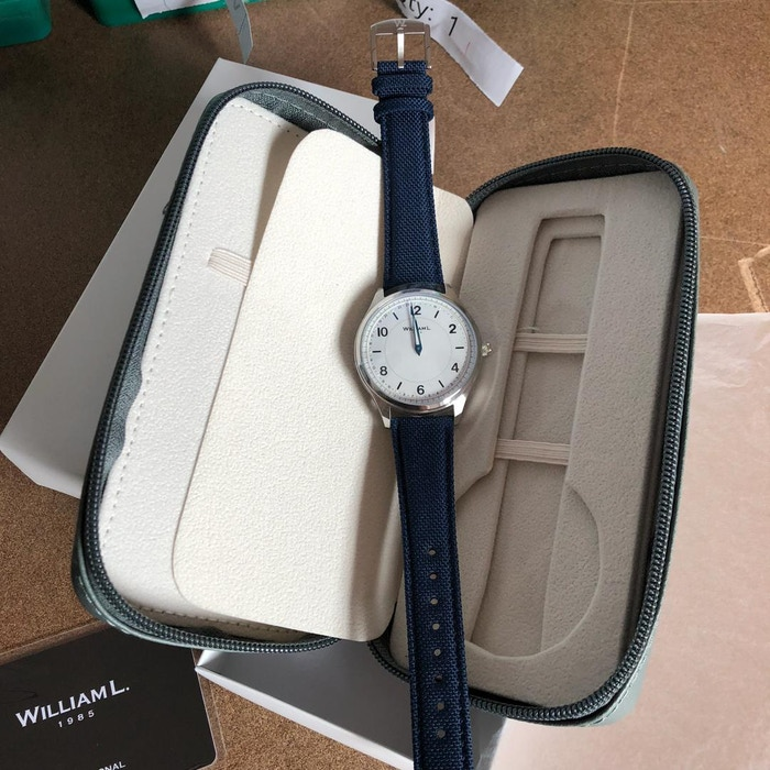 Luxury Smart & Automatic watches - William L  1985 by