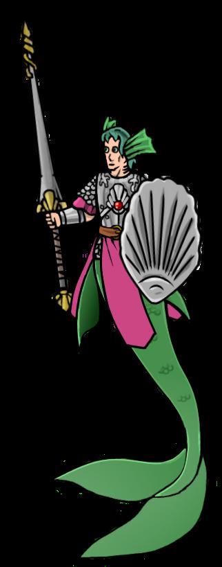 sirenidi armoured soldier