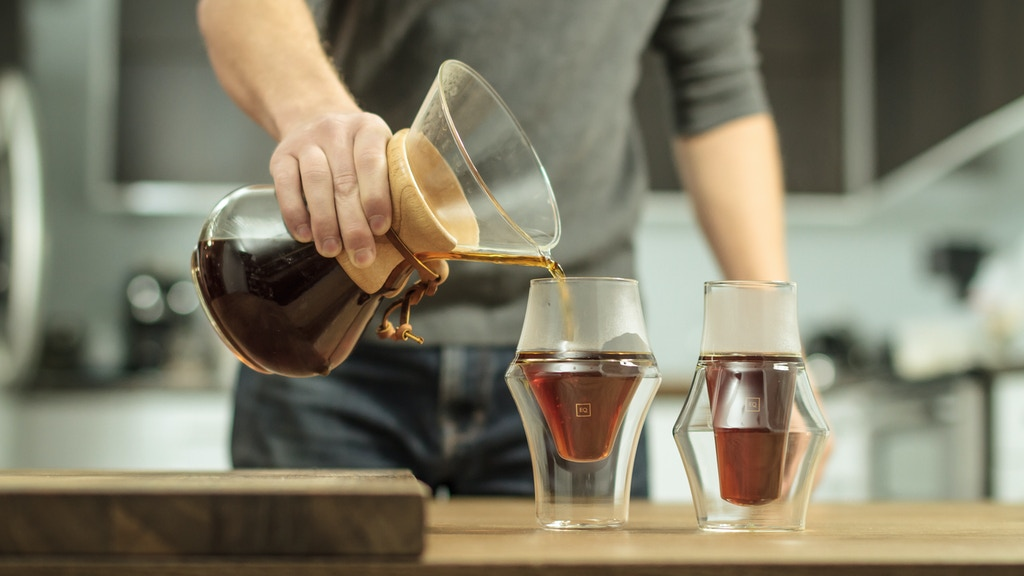 KRUVE EQ: Revolutionary Coffee Glassware CAMPAIGN ENDS SOON! project video thumbnail