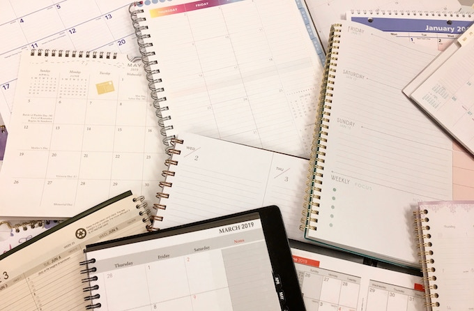Just say NO to boring, rigid calendars with no personality.