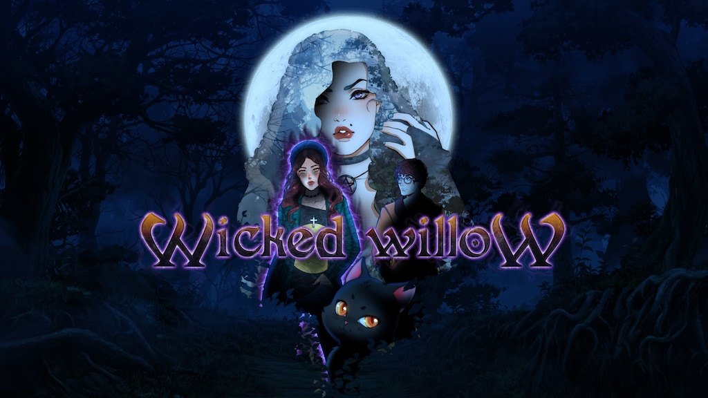 Wicked Willow project video thumbnail
