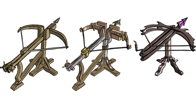 How you vote will change the outcome of the game. Do the Angels get a fire ballista or ice ballista? Do the humans get a catapult that hurl boulders, or fireballs? It's all up to you!