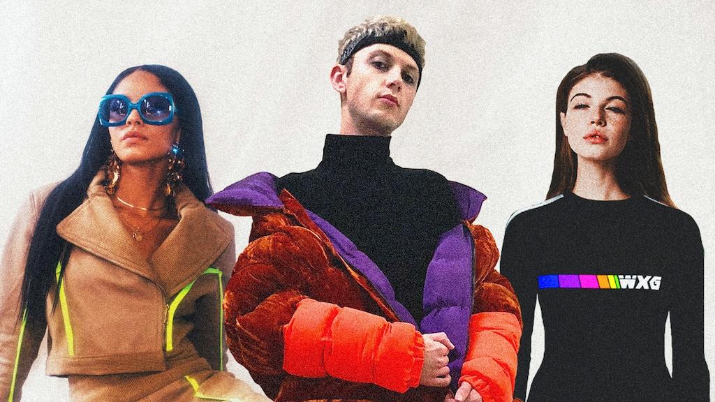 Willie Grim: High Fashion Sportswear Label
