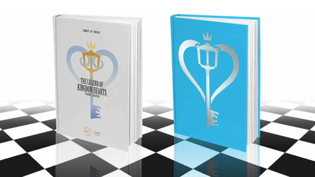 Third Editions: The Ultimate Gaming Library - Kingdom Hearts