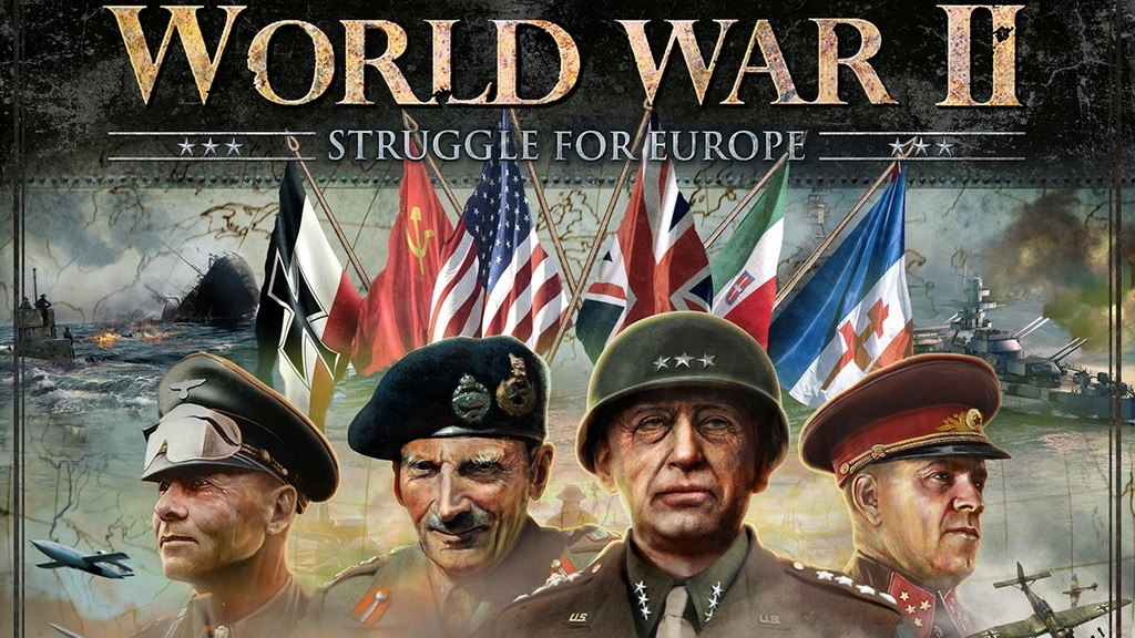 The Struggle for Europe 1939-1945