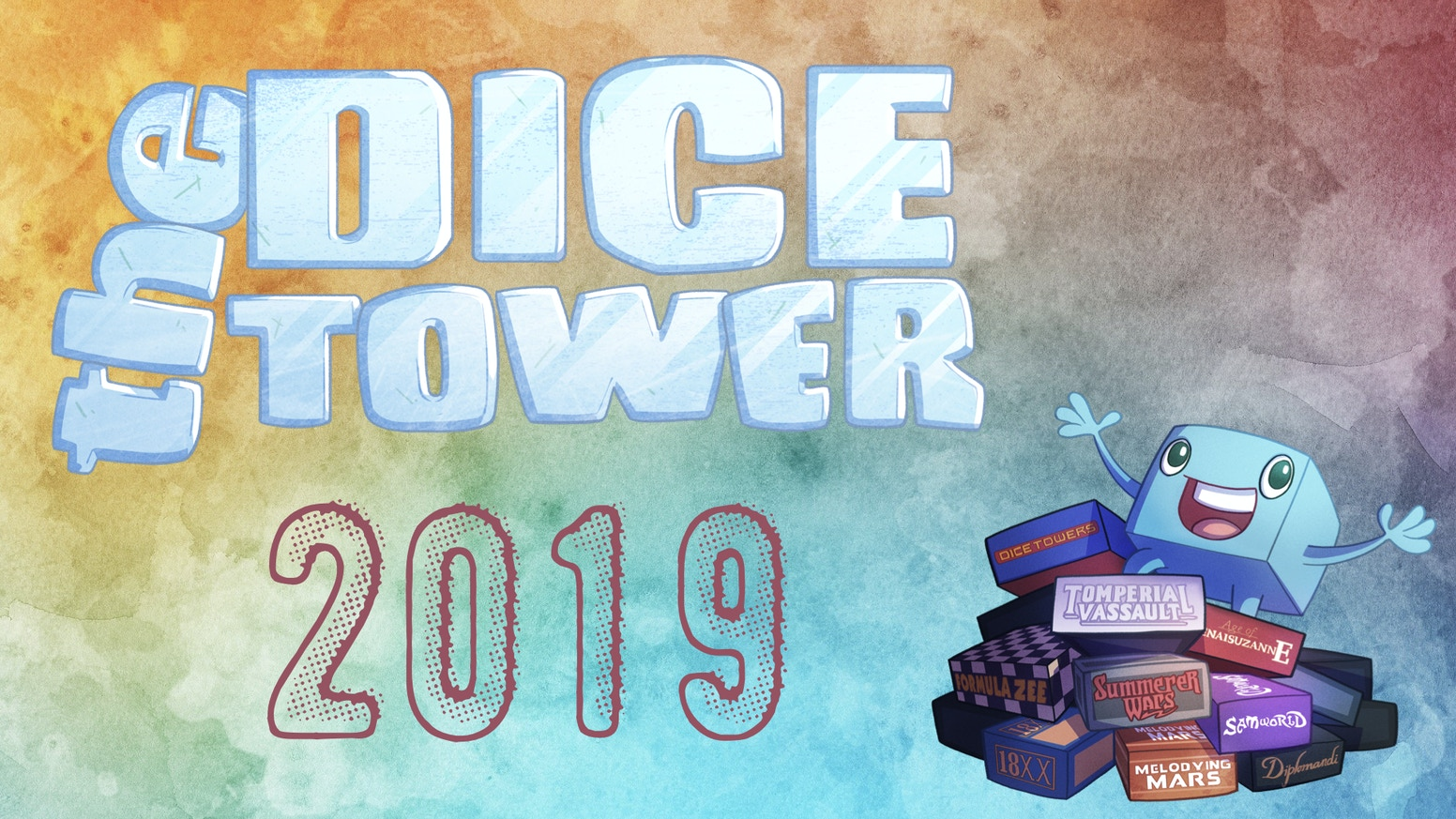The Dice Tower enters its 15th season! We are raising funds to continue our coverage of board games and the people who play them.