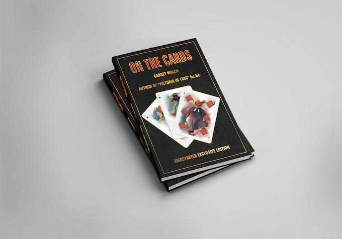 Book's mockup