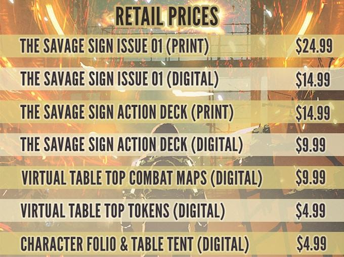 After Kickstarter retail prices.