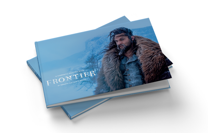 Frontier Photographic Art Book - $89