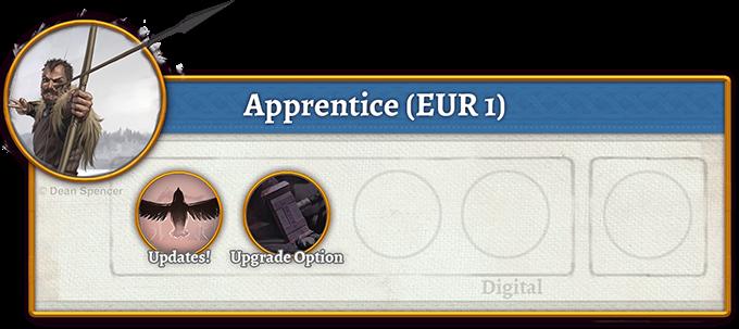 Apprentice Rewards (1 EUR)