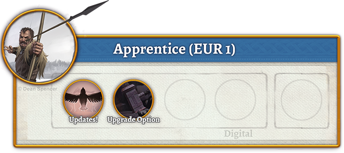 Apprentice Rewards (1 EUR)