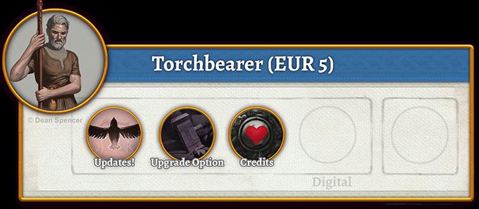 Torchbearer Rewards (5 EUR)