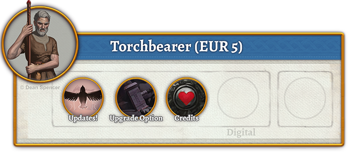 Torchbearer Rewards (5 EUR)