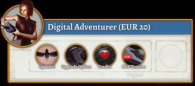 Digital Adventurer Rewards (20 EUR)