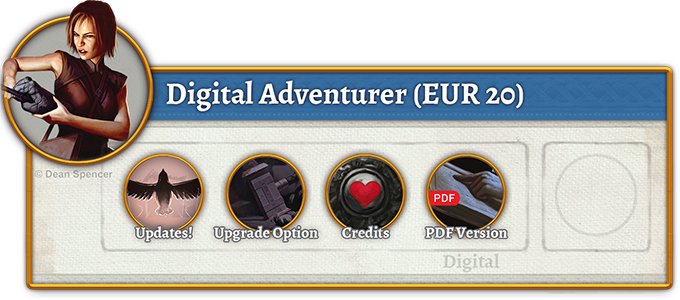 Digital Adventurer Rewards (20 EUR)