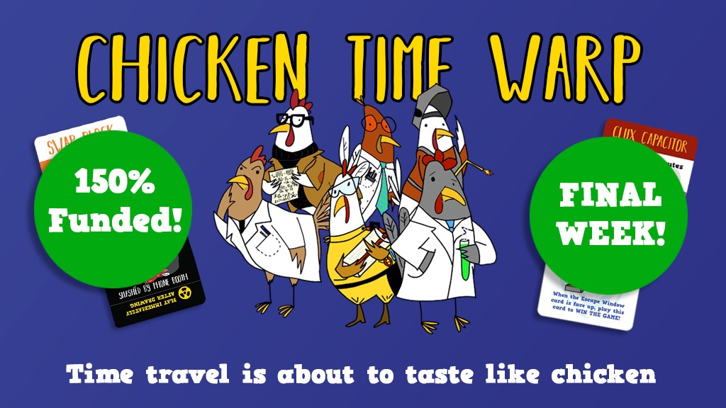 Chicken Time Warp project video thumbnail