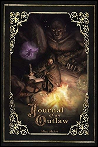 Journal of an Outlaw Book 1