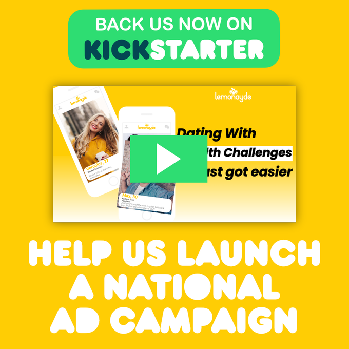 We're on Kickstarter