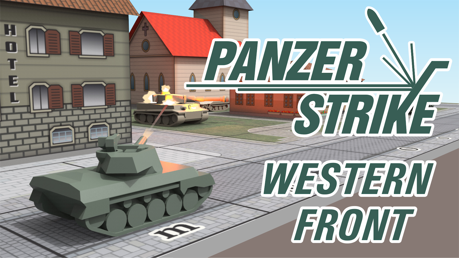 A realistic tank battle game that features miniatures and 3D scenery. Simple rules and amazing tactical depth in diverse scenarios!