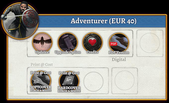 Adventurer Rewards (40 EUR)