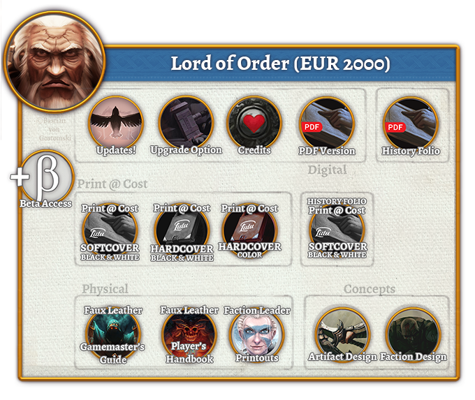 Lord of Order Rewards (2.000 EUR)