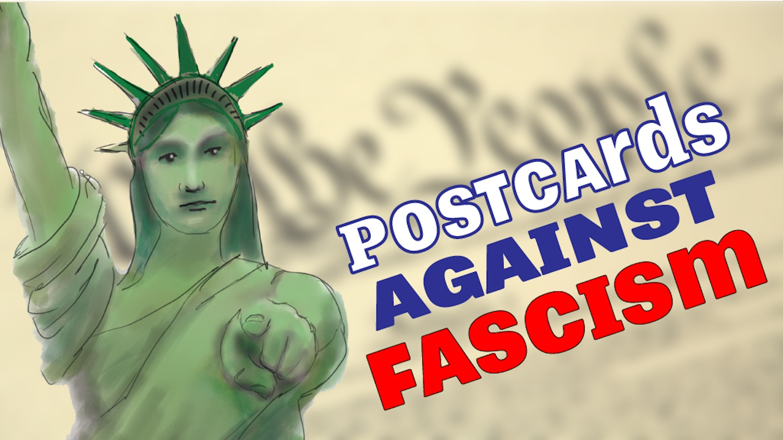 12 original, themed postcards for mailing to your elected representatives, by artist/designer Wendy Sheridan. Contact me if you need bulk quantities (100 or more) for GOTV and VBM mailing efforts in your community.