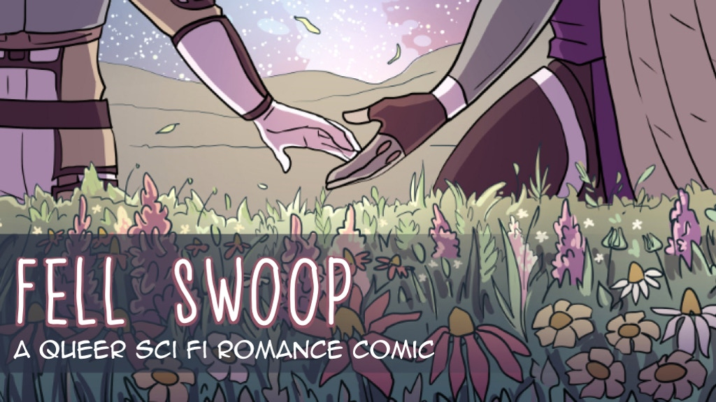Fell Swoop: The Graphic Novel project video thumbnail