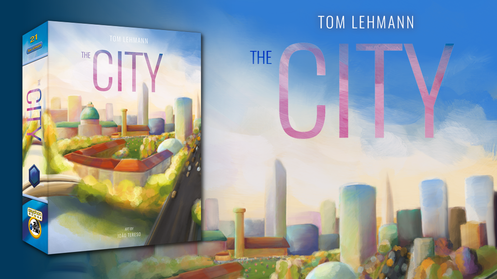 Video thumbnails for 'The City' by Tom Lehmann, in English for the first time!