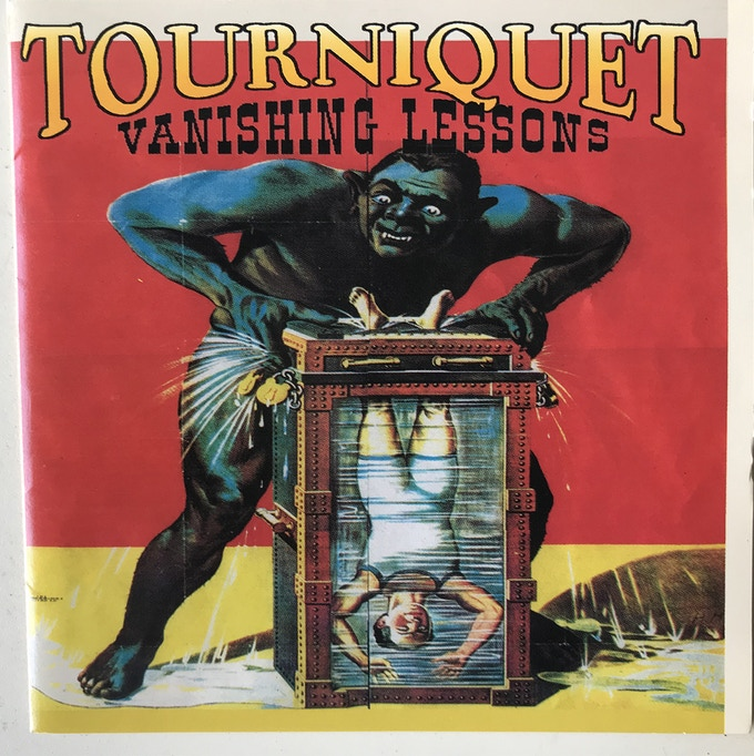 Tourniquet Vanishing Lessons 25th Anniversary Vinyl