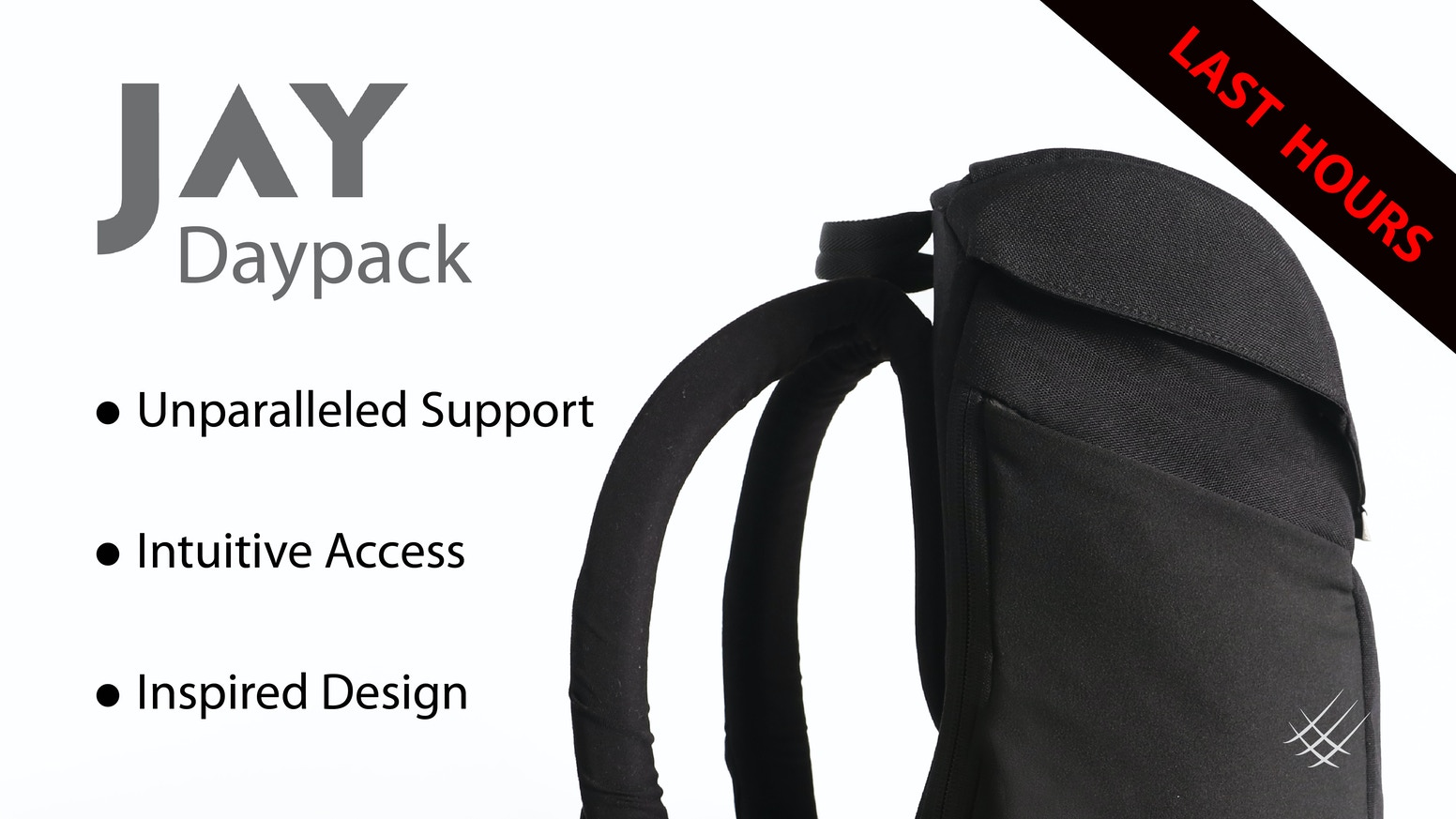Incredible back support, instant access, and intuitive functionality, together with an inspired design. Explore the JAY daypack.