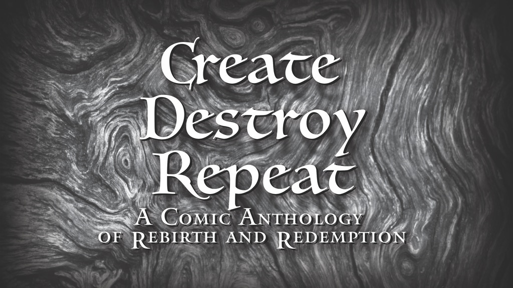 Create, Destroy, Repeat project video thumbnail