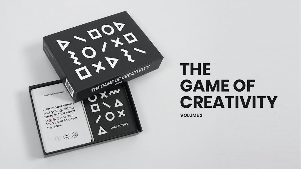 The Game of Creativity: Volume 2