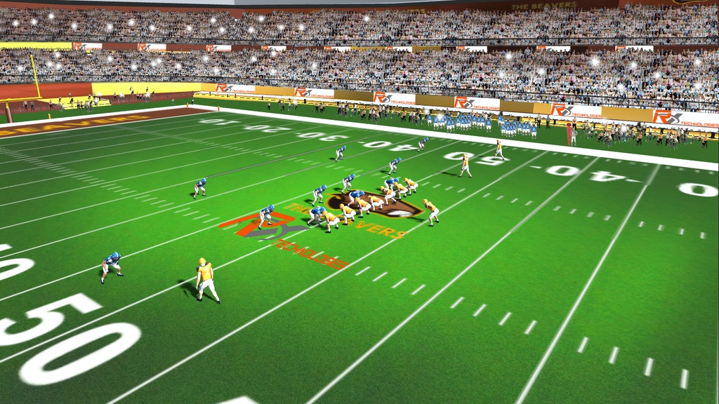 Project image for The Quarterback Equalizer App