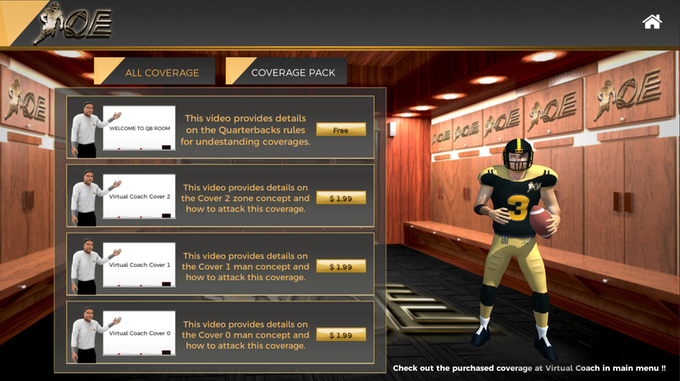 Purchase the coverages one by one and learn the strengths and weaknesses of each.