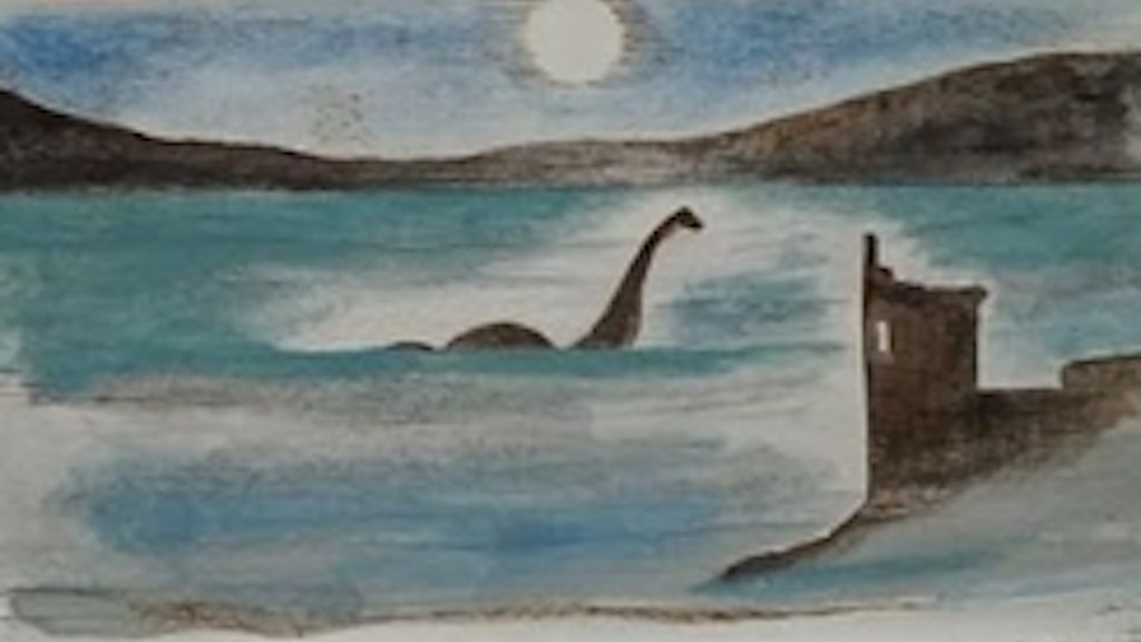 Project image for The Tacharan A Story of Loch Ness (Canceled)