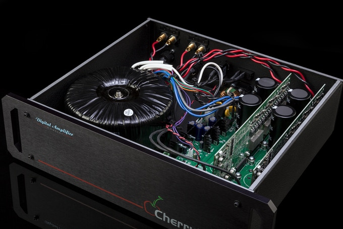 Cherry MEGAschino Stereo Amplifier