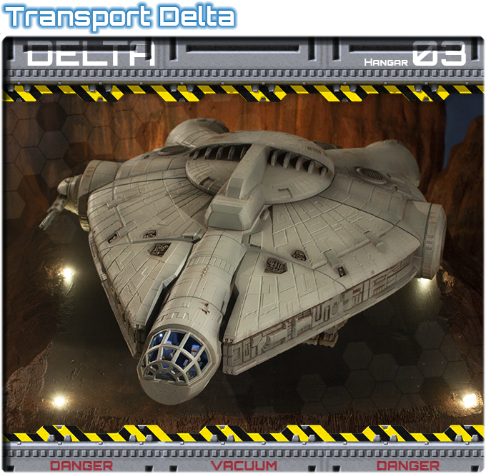 Hangar 03: Transport Delta