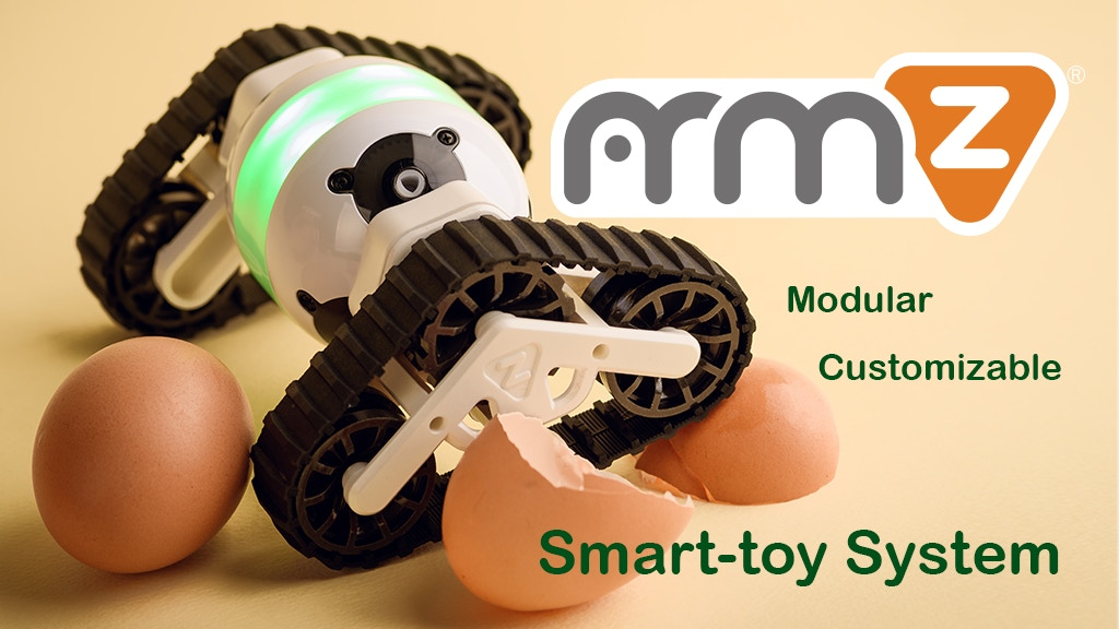 Armz: Revolutionizing Leisure With Customizable Smart Toys